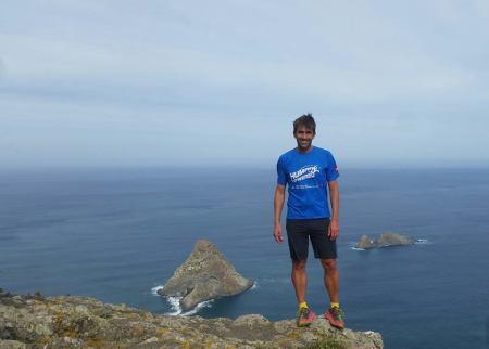 Jose Degado Trailrunning Canarias
